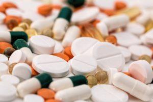 Medikamente im Schatten lagern