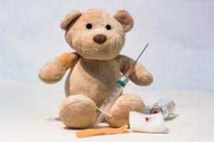 Die Grippeschutzimpfung ist wichtig - auch für Kinder!