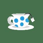 Ein gutes Hausmittel bei Erkältung: Tee!
