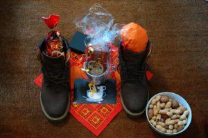 Nikolaus - Regelmäßig Schuhe putzen?