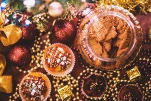 Weihnachten - Gesund Naschen?