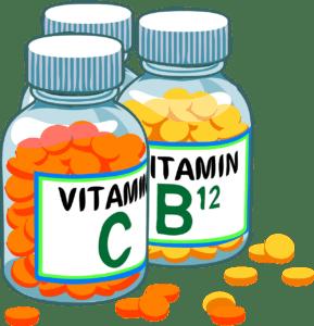 Vitamintabletten - Braucht man nicht.