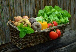 Bessere Alternative: Obst und Gemüse