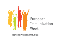 Logo der Europäischen Impfwoche