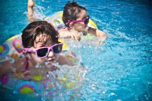 Mit Erkältung lieber nicht ins Schwimmbad!